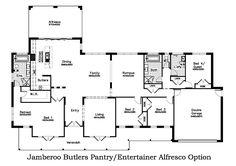 Butler/Entertainer Alfresco Option