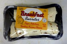 What's Good at Trader Joe's?: Trader Joe's Breakfast Burritos