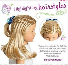 Cute! New hairstyles at AGP salon