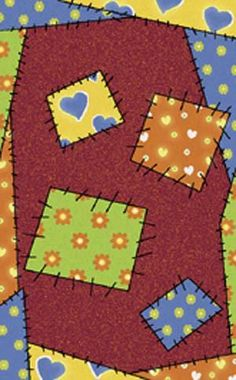 Fun Rugs NF-12 3958 Night Flash Collection Night Flash Collection Multi-Color - 39 x 58 in.