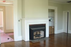 Gas fireplace in master bedroom, 9 foot ceilings, 10X11 master closet with custom tile bath.