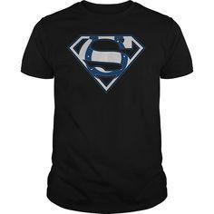 Indianapolis Colts Superman Logo Shirt