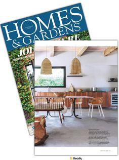 Suggestion about Homes and Gardens - UK Aug 2018 page 105 Pergola, Home And Garden, Gardens, Outdoor Structures, Homes, Bed, Interior, Furniture, Spaces