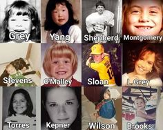 Childhood pictures of Grey's anatomy crew Greys Anatomy Br, Greys Anatomy Funny, Greys Anatomy Episodes, Greys Anatomy Characters, Greys Anatomy Facts, Grey Anatomy Quotes, Meredith Grey, Calliope Torres, Movies And Series