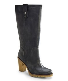 Take a look at this Black Josie II Boot by UGG® Australia on #zulily today!