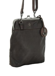 Crossover, Rind, Fashion, Leather Cord, Leather Bag, Handbags, Get Tan, Silver, Audio Crossover