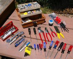 The Essential RV Fulltimer Tool Kit | Insight RV Blog from RVT.com