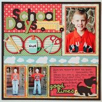 A Project by Jana Eubank from our Scrapbooking Gallery originally submitted 12/27/10 at 12:21 PM
