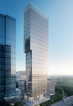 Gallery of HENN Wins Competition to Design Kingdee Tower in China - 12