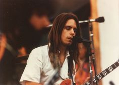 """big-chill: """" naaturology: """" lifelessnostalgia: """" Bob Weir of Grateful Dead performing in Sultan, Washington on September """" BOY CRUSH """" HOT PIECE OF ASS """" ^second that Grateful Dead Shows, Grateful Dead Image, Grateful Dead Music, Woodstock Pictures, Gal Gardot, Dead Pictures, Bob Weir, The Jam Band, Forever Grateful"""