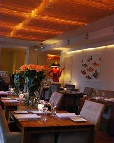 Restaurant Fris Haarlem (NL) @RestaurantFris Jeunes Restaurateurs D'europe, leuk diner en wijn arrangement voor 2