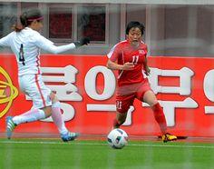 2018년 아시아축구련맹 녀자아시아컵경기대회 예선 2조경기 소식 -조선:중국 홍콩-
