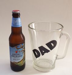 Vintage 1970s Jumbo DAD Beer Mug Perfect for by retrowarehouse