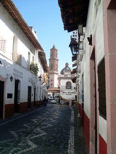 Taxco, Guerrero, México.