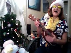 A tropical holiday birthday greeting for my twin sister, Stephanie: http://www.youtube.com/watch?v=gXe8u1jmZV8=plcp