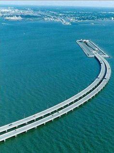 Wasser-Autobahn zwischen Schweden und Dänemark Foto: madafacar