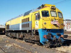 Las locomotoras de la serie 319.200 de Renfe, la primera transformación | Suite101 Artículo renovado de #trenes