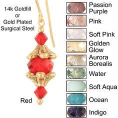 Ardent Designs 'Venetian Sconces' Earrings