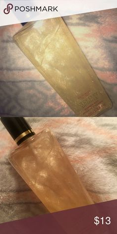 Victoria's Secret Very Sexy Shimmer Mist Victoria's Secret Very Sexy Shimmer Mist Body 2017 Spray With Gold Shimmer Inside. Smells Amazing And Gives A Beautiful Shimmery Look Great For Nights Out Victoria's Secret Accessories