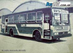 busarg.com.ar - 002 - Líneas de Concesión Nacional 051/100/Los legendarios OA 101 de la línea 85