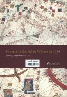 La carta de Gabriel de Vallseca de 1439
