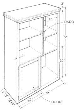 Building a Book Case - An Overview | DoItYourself.com