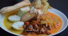 Blog Diah Didi berisi resep masakan praktis yang mudah dipraktekkan di rumah. Halal Recipes, Spicy Recipes, Asian Recipes, Cooking Recipes, Healthy Recipes, Ethnic Recipes, Soto Ayam Recipe, Food N, Food And Drink