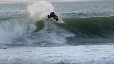 Dillan Lowenthal surfing Elands bay