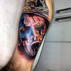 Tattoo posesion infernal