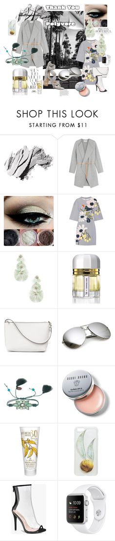 """weather forecast: Warm & Cloudy"" by shamsalkhaleej ❤ liked on Polyvore featuring Bobbi Brown Cosmetics, Vanessa Bruno, Marni, Deepa Gurnani, Ramon Monegal, Rika, Australian Gold, Hot Topic and Boohoo"
