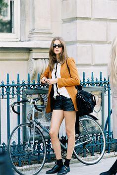 Vanessa Jackman: London Fashion Week SS 2013