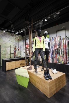 """Sport Luck in Oberhof Germany,""""Ski Selection"""", pinned by Ton van der Veer"""