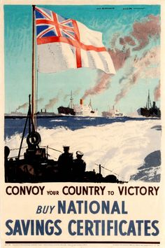 UK WW II..Convoy Your Country To Victory WWII £150.00 Original vintage World War…