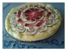 Torta+salata+funghi+speck+e+formaggio