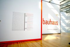 Project: Bauhaus 1919-1933: Workshops for Modernity. Design: Moma Design Studio. Awards: Type Directors Club, Typography 31