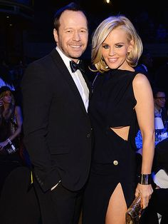 Jenny McCarthy and D