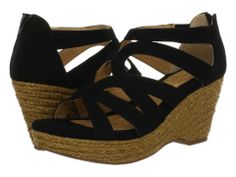 summer espadrille wedges