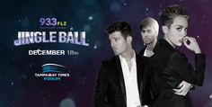 93.3 FLZ Jingle Ball tickets on sale - click on photo for more info
