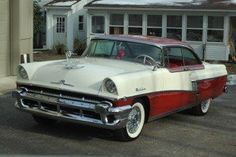 1956 Mercury Montclair 2-Door Hardtop