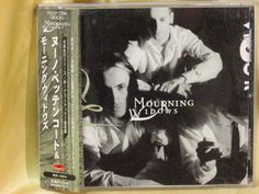 CD/Japan- MOURNING WIDOWS s/t +2 bonus trx w/OBI RARE - NUNO BETTENCOURT #HardRockPopRock