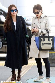 The vocal power behind T ara: Park So Yeon and Ham Eun Jung.T-ara queens and legends of kpop not GG