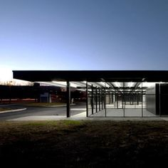 Mies Van Der Rohe - Gas Station