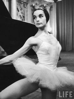 Paris Opera Ballet, 1963.