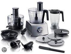 bol.com | Philips Keukenmachine Aluminium Collection HR7775/00, Philips | Elektronica...