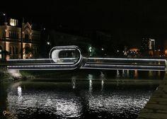 Мост Festina Lente – #Босния_и_Герцеговина #Федерация_Боснии_и_Герцеговины #Сараево (#BA_BIH) Уникальный пешеходный мост-беседка в центре Сараево - новая достопримечательность города. http://ru.esosedi.org/BA/BIH/1000116547/most_festina_lente/