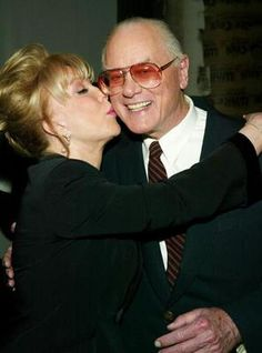 Barbara Eden e Larry Hagman