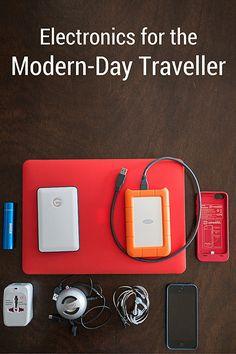 travel electronics, travel gadgets