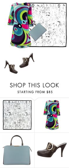 """""""Untitled #1803"""" by kohlanndesigns ❤ liked on Polyvore featuring Emilio Pucci, women's clothing, women's fashion, women, female, woman, misses and juniors"""