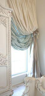 Gorgeous French drapes