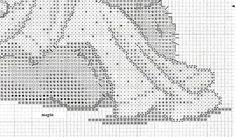 ru / Foto n. Xmas Cross Stitch, Cross Stitch Baby, Cross Stitch Animals, Cross Stitch Charts, Cross Stitching, Cross Stitch Patterns, Christmas Embroidery Patterns, Felt Embroidery, Cross Stitch Pictures